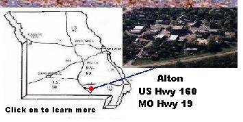 About Alton Missouri