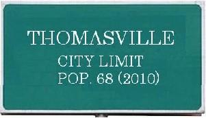 Click on for Thomasville History