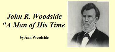John R Woodside Article
